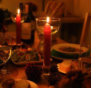 """テーブルコーディネートの心強い味方 """"キャンドルグラス「ルミエラ」の魅力"""""""