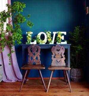 新発売!ワックス花器「LOVE」