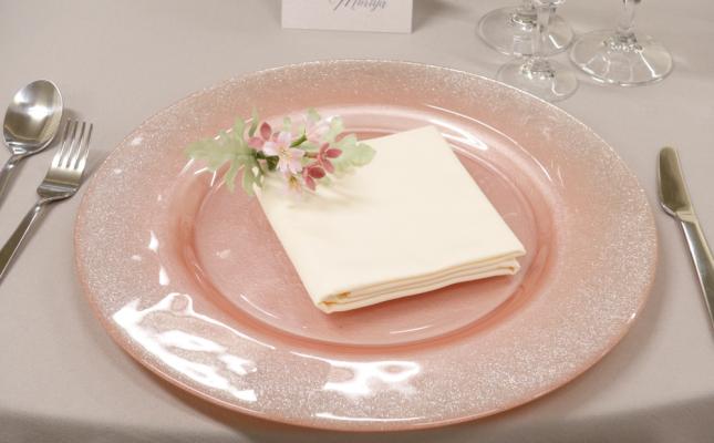 テーブルを彩るナプキンをもっと華やかに