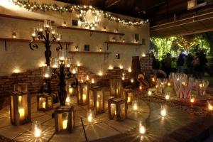ハーブ庭園 旅日記 クリスマスイルミネーション