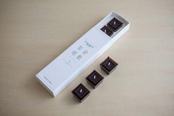【メディア】TSCテレビせとうち「どようDEど~よ」で倉敷製蠟「CHOCOLATE CANDLE」が紹介されます