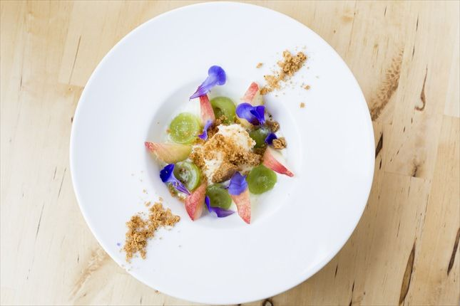 【メディア】7/1、山陽新聞で「モモとブドウのくらしきディナー」(モブくらしき)が紹介されました。