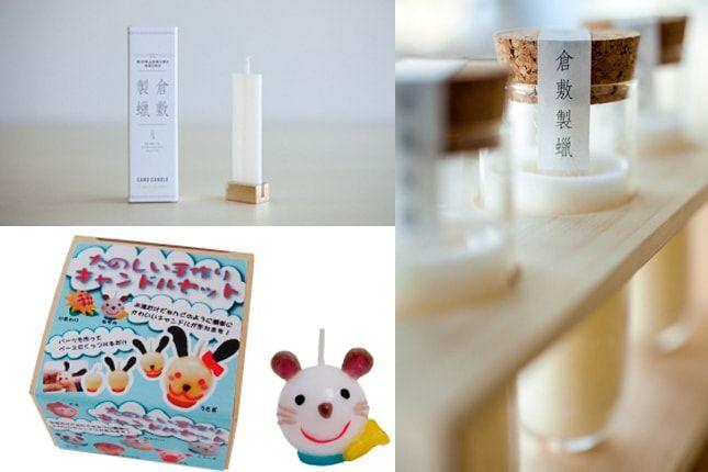 【メディア】Webメディア『meechoo(ミーチュ)』に、「倉敷製蠟シリーズ」と「たのしい手作りキャンドルセット」が掲載されました。