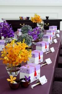 【ニュースリリース】少人数向け、テーブルコーディネートプラン  「Blessing Table」 11月22日 誕生!