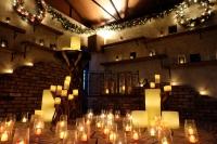 12/25まで、山梨県甲州市のハーブ庭園旅日記様で、クリスマスイルミネーション開催中