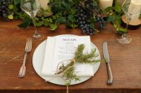 【ブライダルスタッフノート】テーブルを彩るナプキンをもっと華やかに