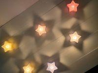 【新発売】星型のキャンドルリレー商品「ウィスター」を発売します