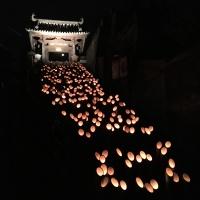 【イベント】大分県で「うすき竹宵」が開催されました。