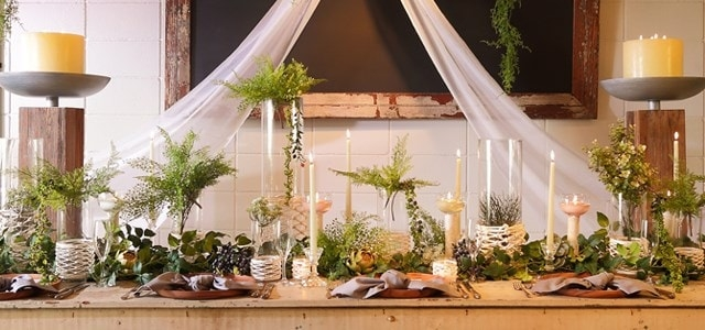 Bridal-long table